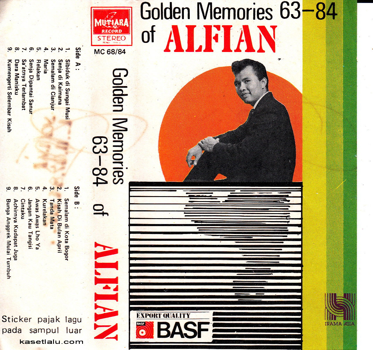 Alfian - Golden memories 63 - 84