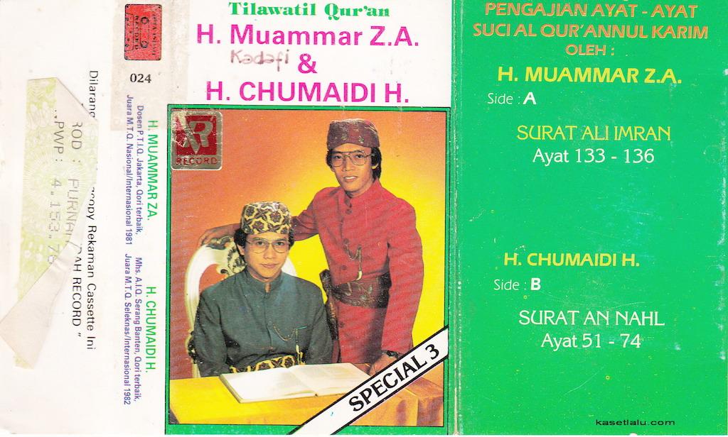 H.Muammar Z.A & H. Chumaidi H. - Tilawati Qur'an