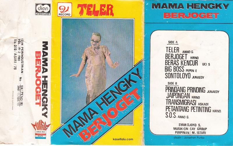 Mama Hengky - berjoget
