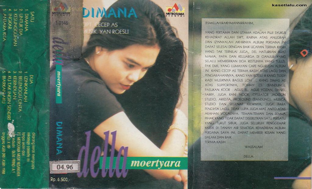 Della Moertyara - Dimana