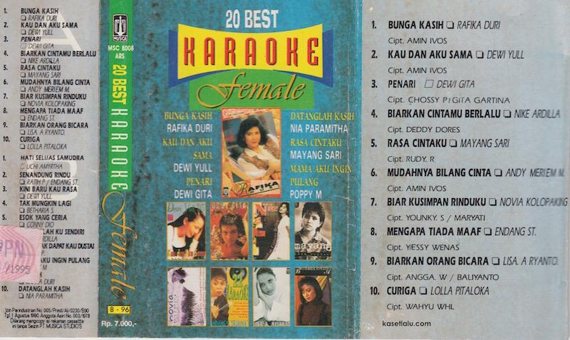 20 Best Karaoke Female