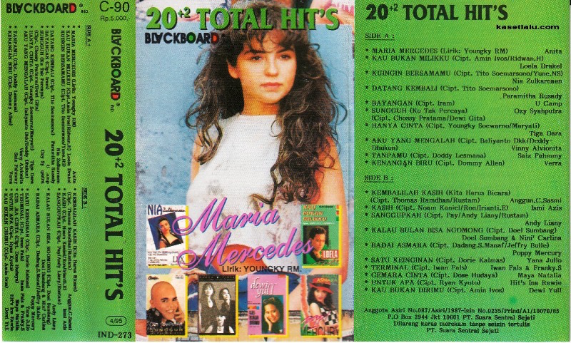 20 Total Hits - Maria Mercedes