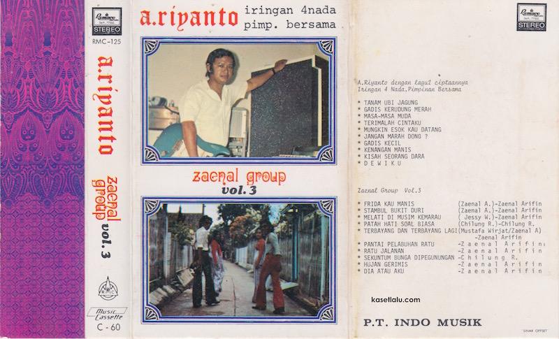 A Riyanto - Tanam Ubi Jagung & Zaenal Combo Vol. 3