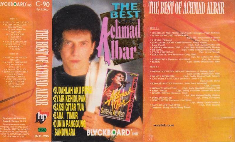 Achmad Albar - The Best