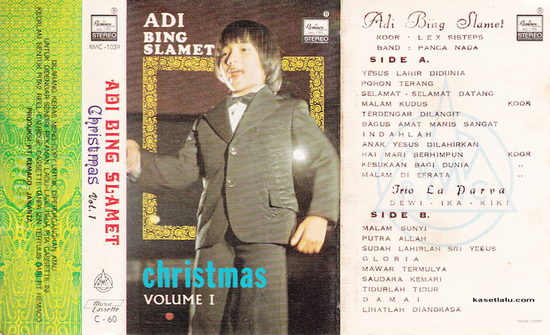 Adi Bing Slamet - Christmas Vol. 1