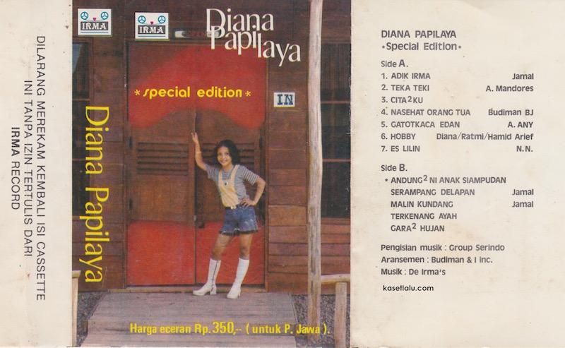 DIANA PAPILAYA - SPECIAL EDITION