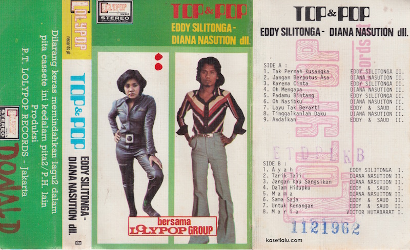EDDY SILITONGA & DIANA NASUTION - TOP & POP
