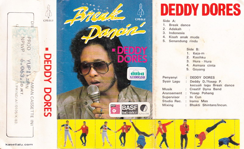 Deddy Dores - Break Dance