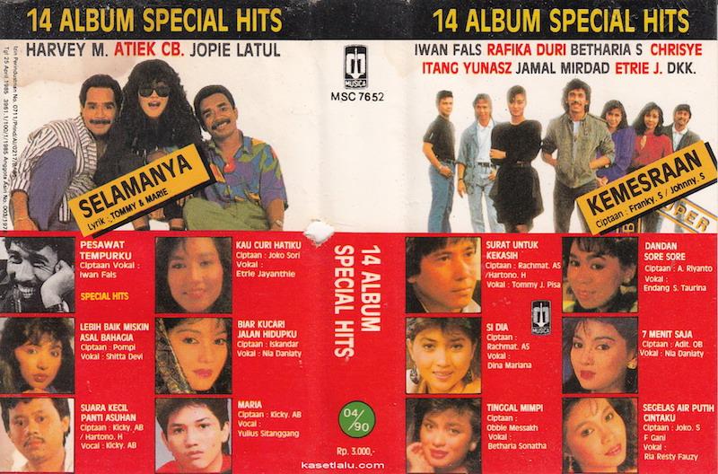 14 Album Special Hits