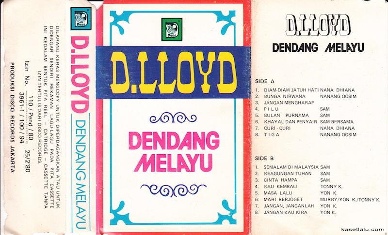 D'lloyd - Dendang melayu
