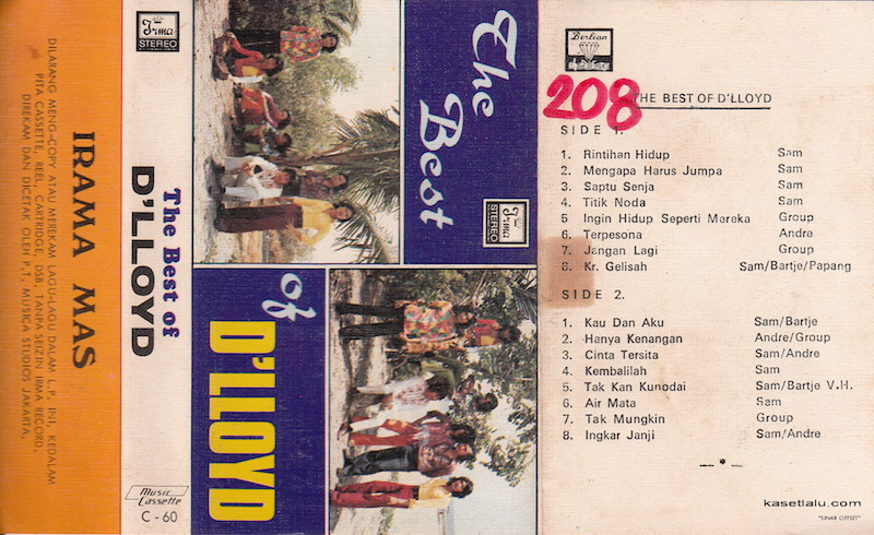D'lloyd - The Best Of.