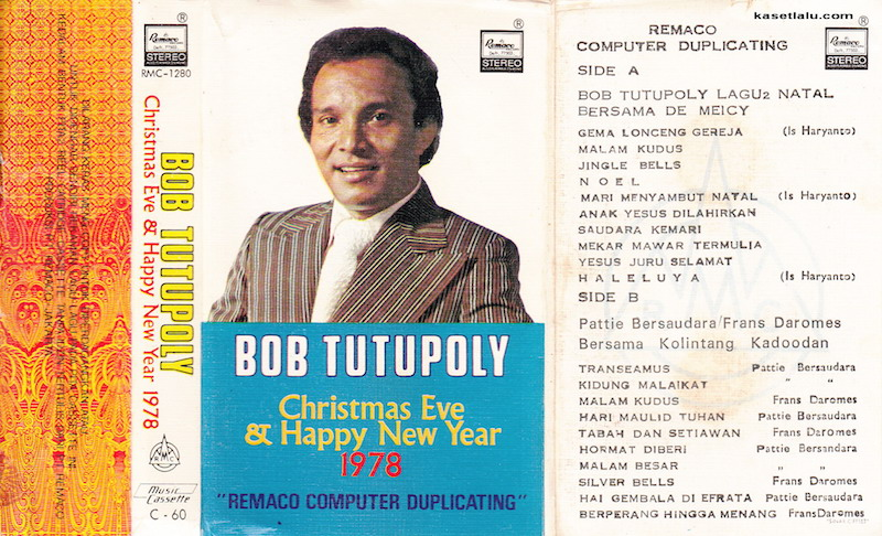 Bob Tutupoly - Christmas Eve & Happy New Year 1978