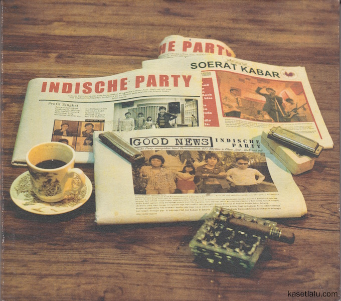 CD - INDISCHE PARTY