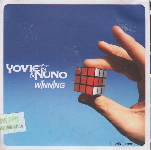 CD - YOVIE & NUNO - WINNING
