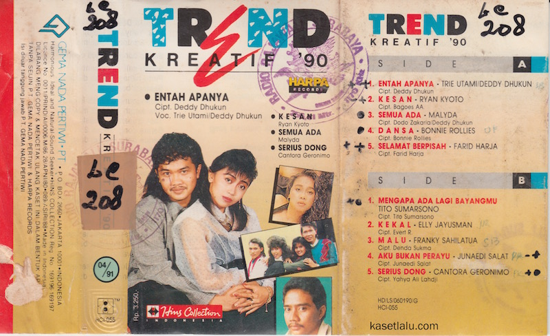 TREND KREATIF '90