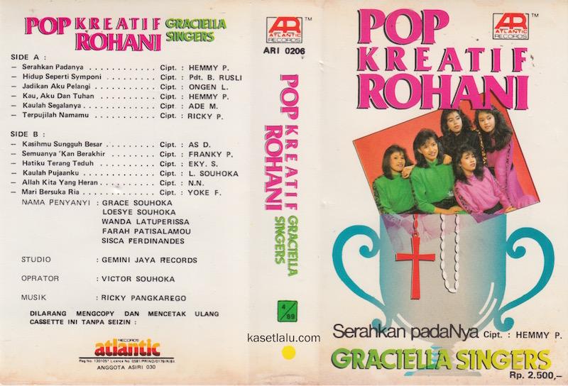 graciella-singers-pop-kreatif-rohani