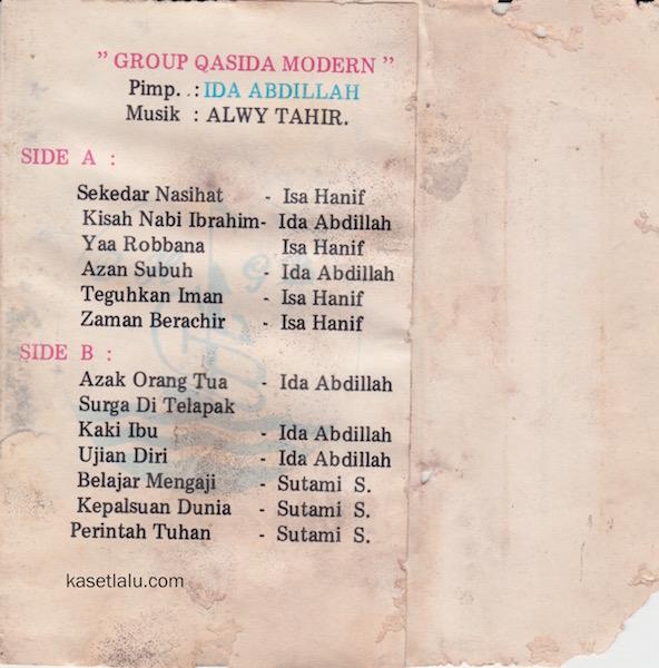 GROUP QASIDAH MODERN PIMP. IDA ABDILLAH.