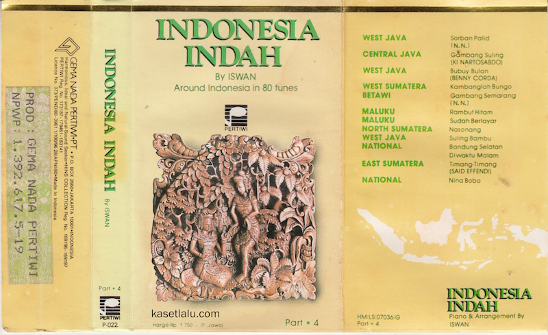 INDONESIA INDAH BY ISWAN PART. 4