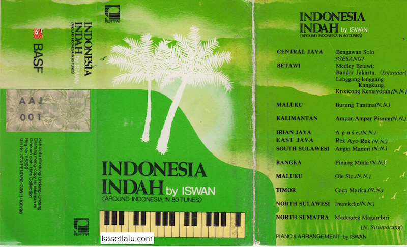 INDONESIA INDAH BY ISWAN