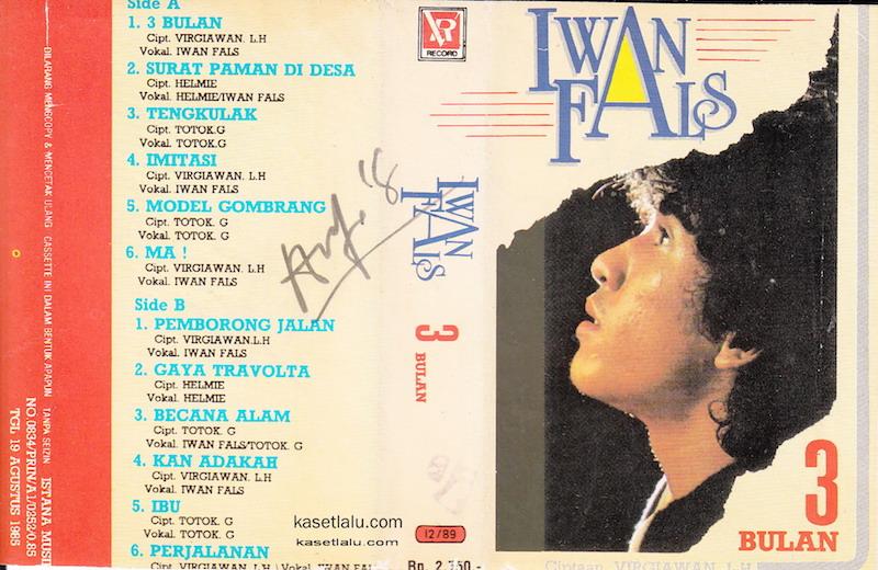 Iwan Fals - 3 Bulan