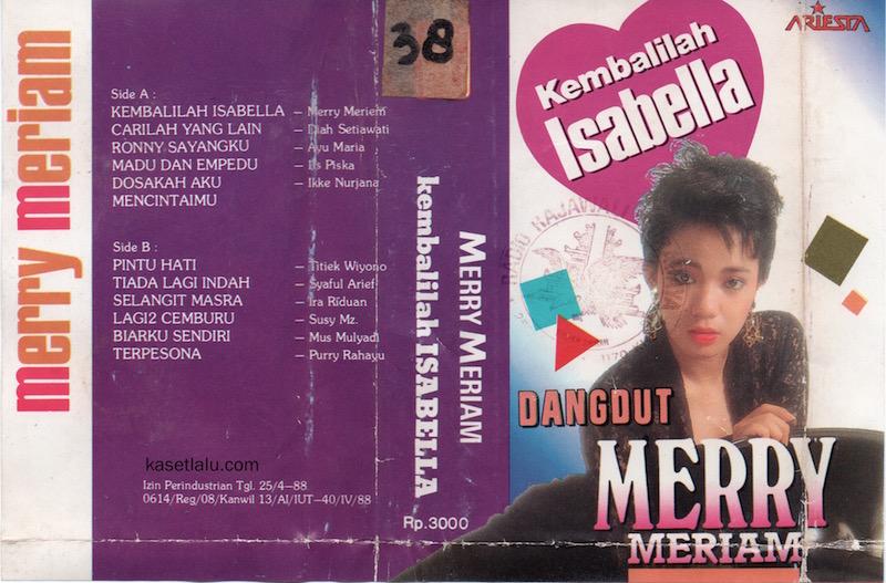 MERRY MERIAM - KEMBALILAH ISABELLA