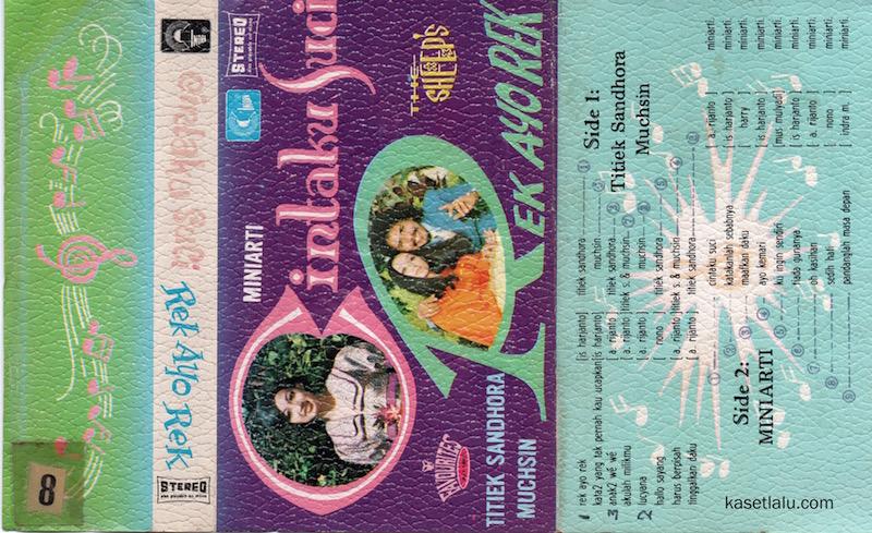 TITIEK SANDHORA & MUCHSIN - REK AYO REK (B - MINIARTI - CINTAKU SUCI)