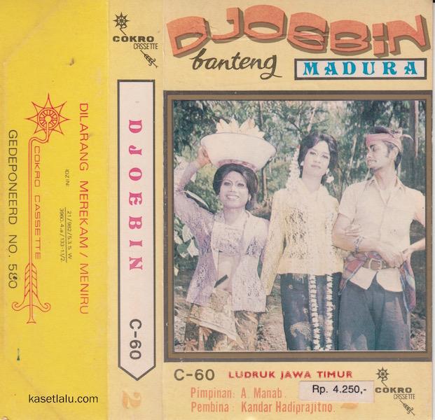 DJOEBIN BANTENG MADURA (LUDRUK JAWA TIMUR)