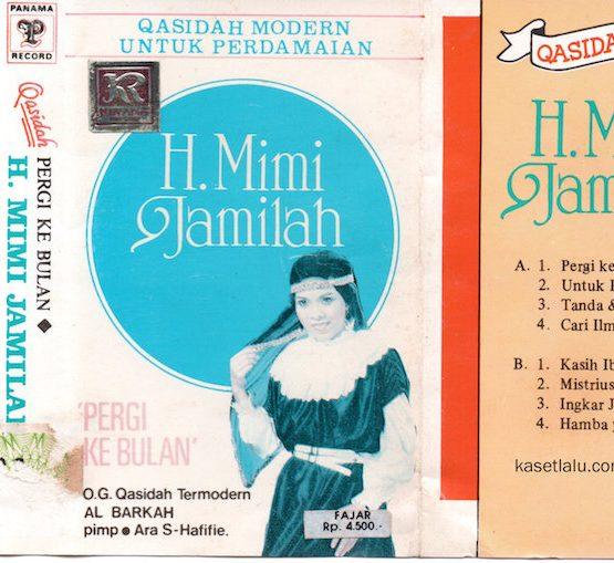 H. MIMI JAMILAH - PERGI KE BULAN
