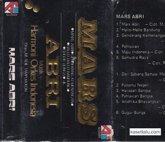 MARS ABRI (HARMONI ORKES INDONESIA)