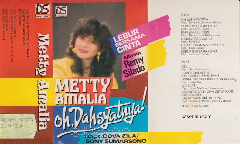 METTY AMALIA - OH DAHSYATNYA!