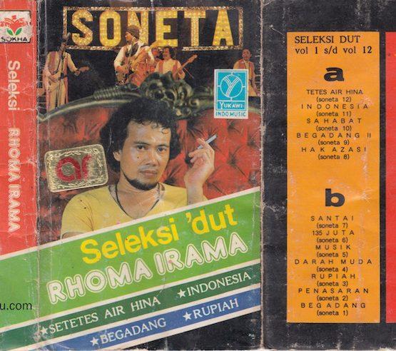 RHOMA IRAMA - SONETA - SELEKSI DUT