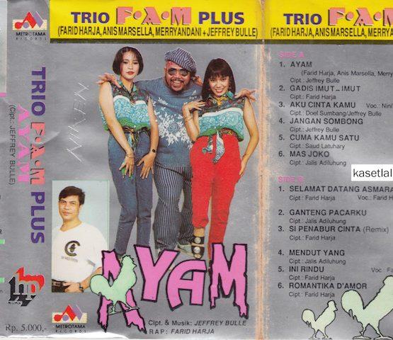 TRIO F.A.M PLUS - AYAM