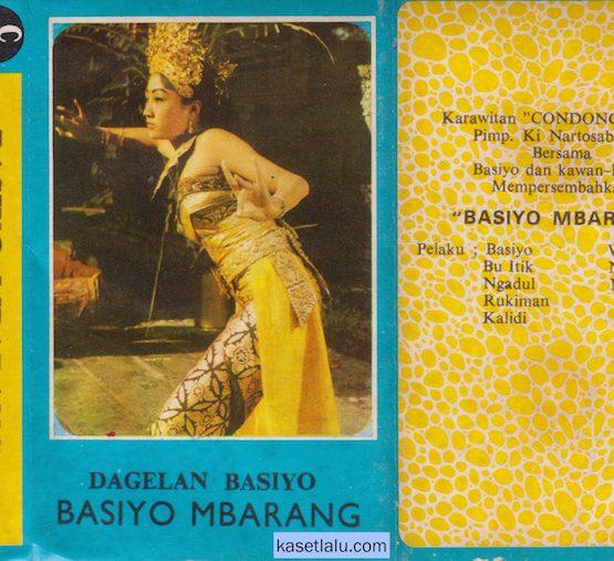DAGELAN BASIYO - BASIYO MBARANG
