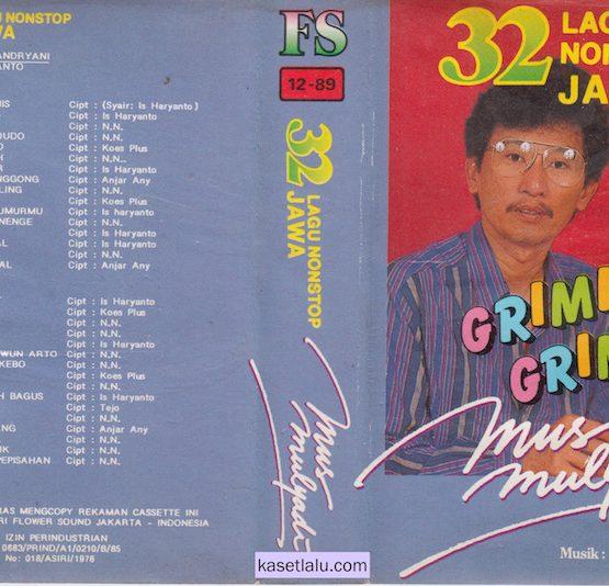 MUS MULYADI - 32 LAGU NONSTOP JAWA - GRIMIS GRIMIS