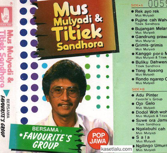 MUS MULYADI & TITIEK SANDHORA - REK AYO REK