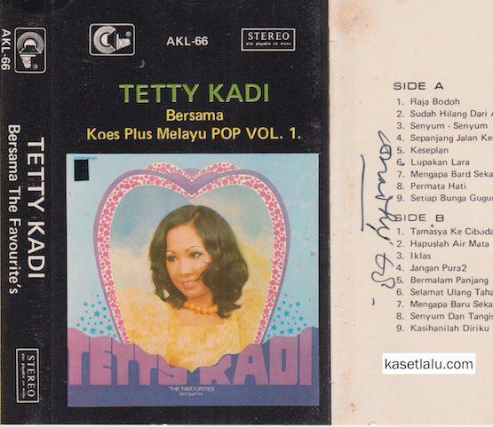 TETTY KADI - MELAYU POP VOL. 1