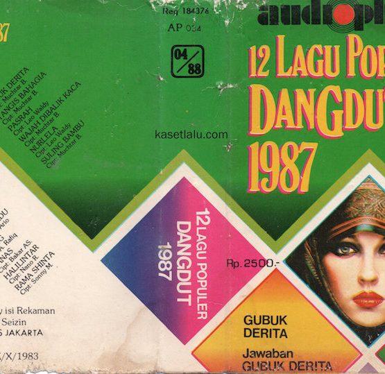 12 LAGU POPULER DANGDUT 1987
