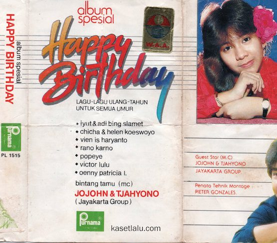 ALBUM SPESIAL HAPPY BIRTHDAY