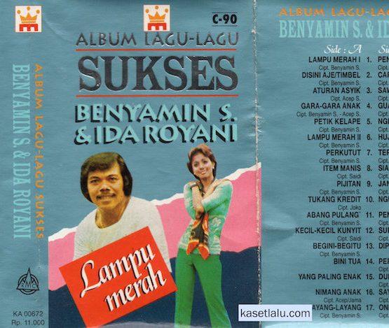 BENYAMIN S & IDA ROYANI - ALBUM LAGU LAGU SUKSES