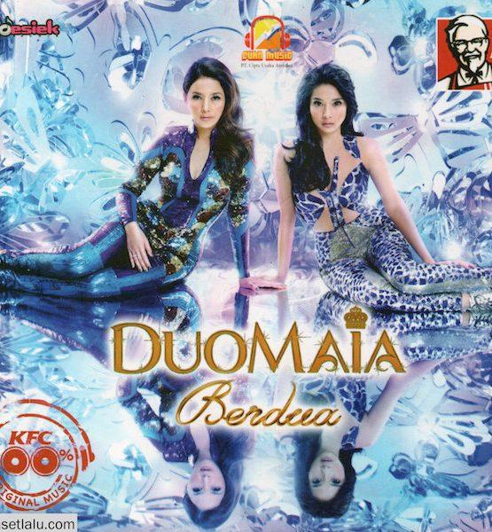 CD - DUO MAIA - BERDUA