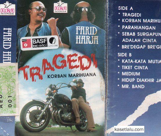 FARID HARJA - TRAGEDI
