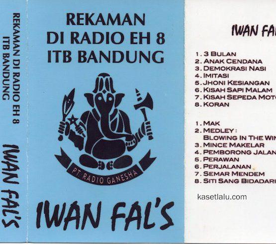 IWAN FALS - REKAMAN DI RADIO EH 8 ITB BANDUNG