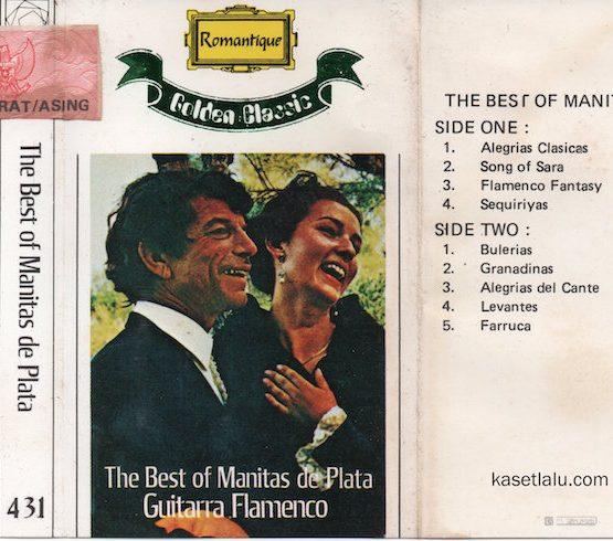 ROMANTIQUE GOLDEN CLASSIC 431 - THE BEST OF MANITAS DE PLATA
