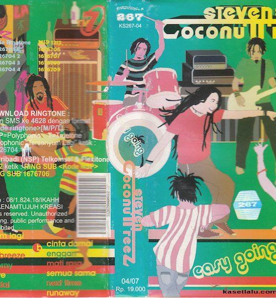 Steven & Coconut Tressz - Easy Going