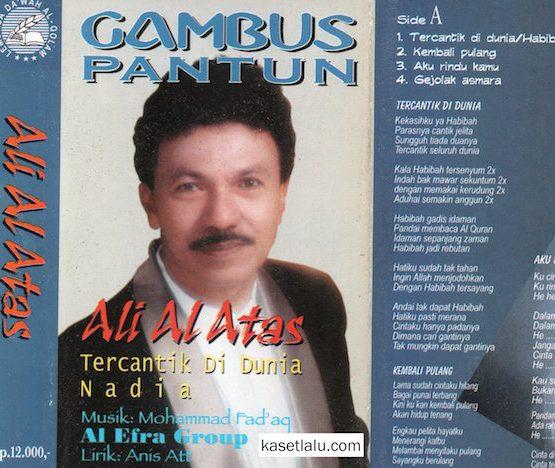 ALI ALATAS - GAMBUS PANTUN