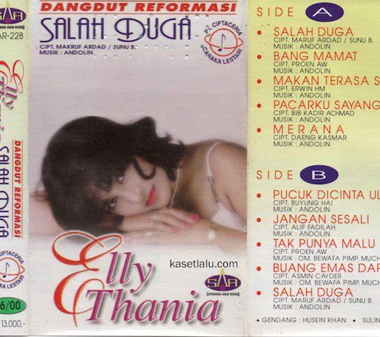 ELLY THANIA - SALAH DUGA