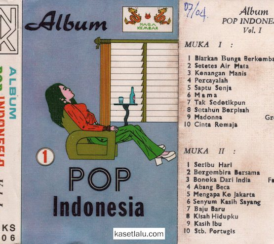 ALBUM POP INDONESIA VOL. 1 (NAGA KEMBAR)