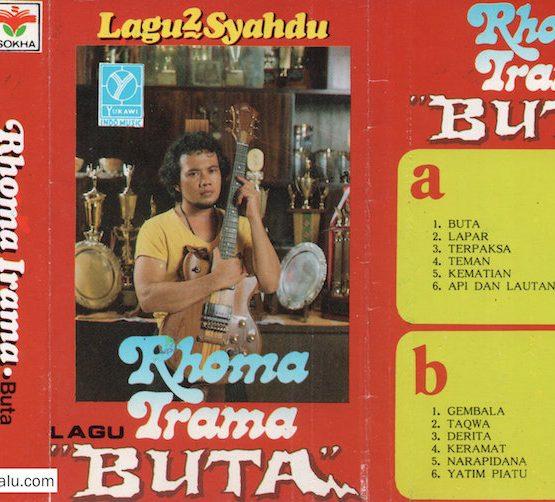 RHOMA IRAMA - LAGU2 SYAHDU - BUTA