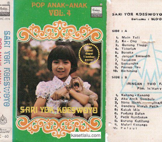 SARI YOK KOESWOYO - POP ANAK VOL. 4