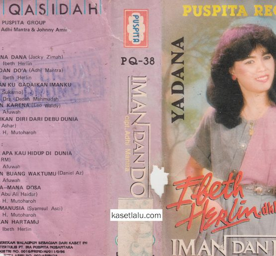 EBETH HERLIN DKK - POP QASIDAH IMAN DAN DO'A